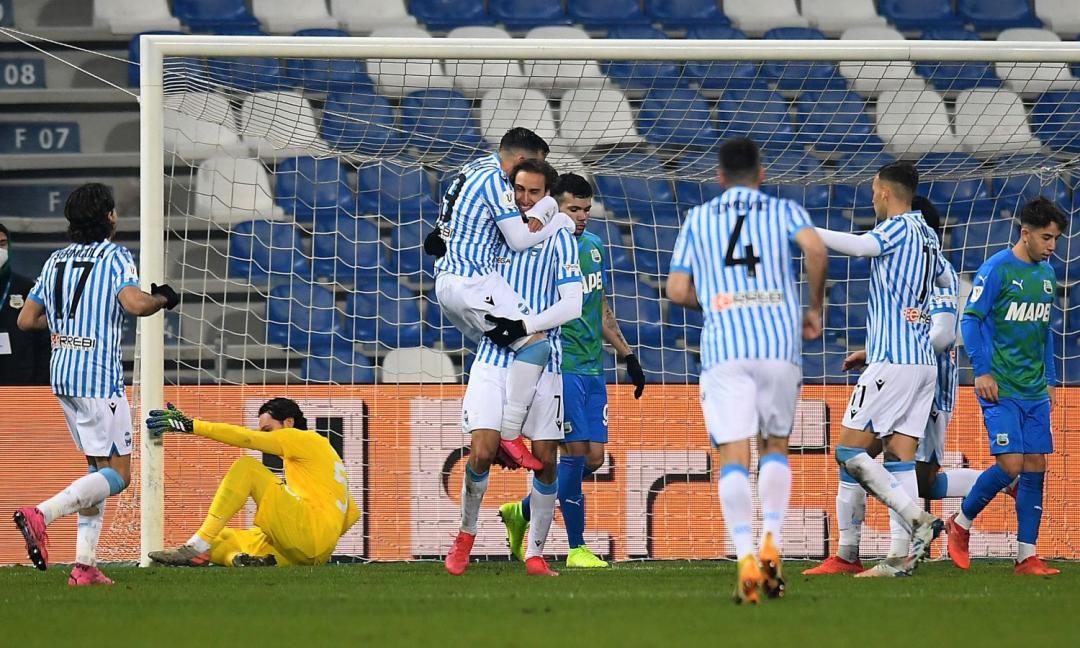 Coppa Italia, UFFICIALE: ai quarti sarà Juve-Spal, a sorpresa Sassuolo ko