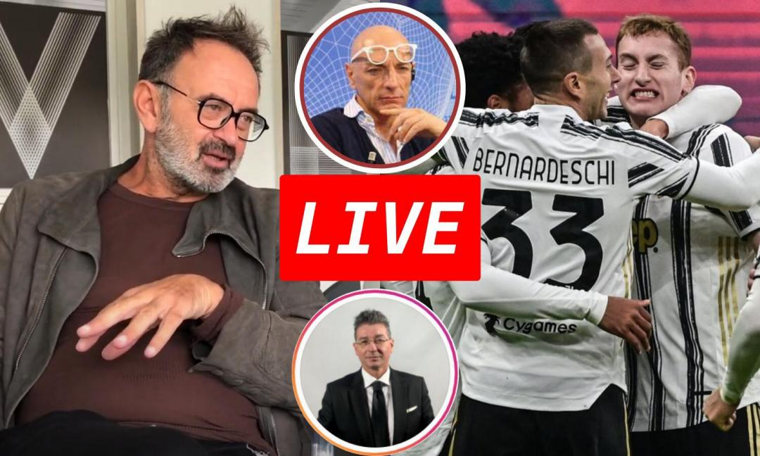 OR LIVE: tra mercato, assenze e riposi forzati, chi gioca con il Genoa? Ospite Marocchino: 'Un consiglio a Pirlo: ci vuole Milik!'