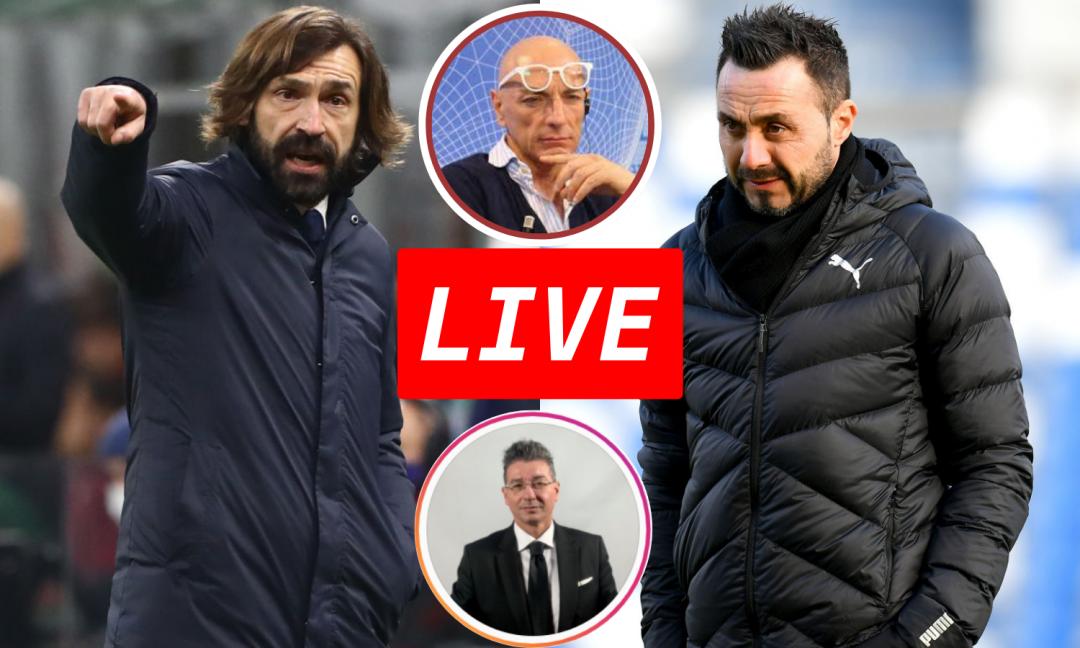 OR torna LIVE: domani in diretta alle 18, le ultime sul mercato e su Juve-Sassuolo