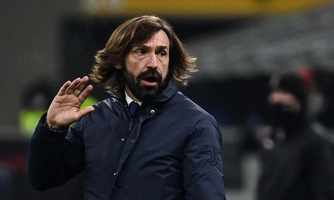 Juve-Genoa, Pirlo non è contento di questo giocatore: ecco cosa gli ha detto