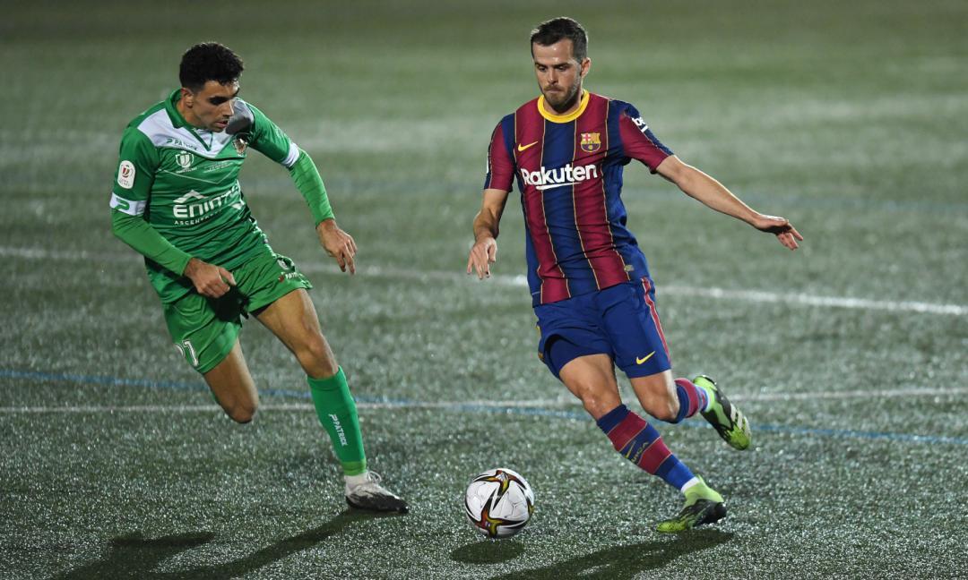 Pjanic in campo col Barça, cambia la strategia blaugrana?