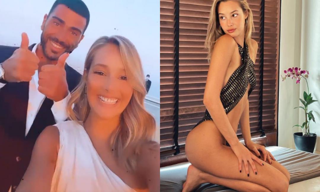 La Juve ci prova per Pellè, i tifosi aspettano la sua Viky: modella e futura moglie dell'attaccante FOTO E VIDEO