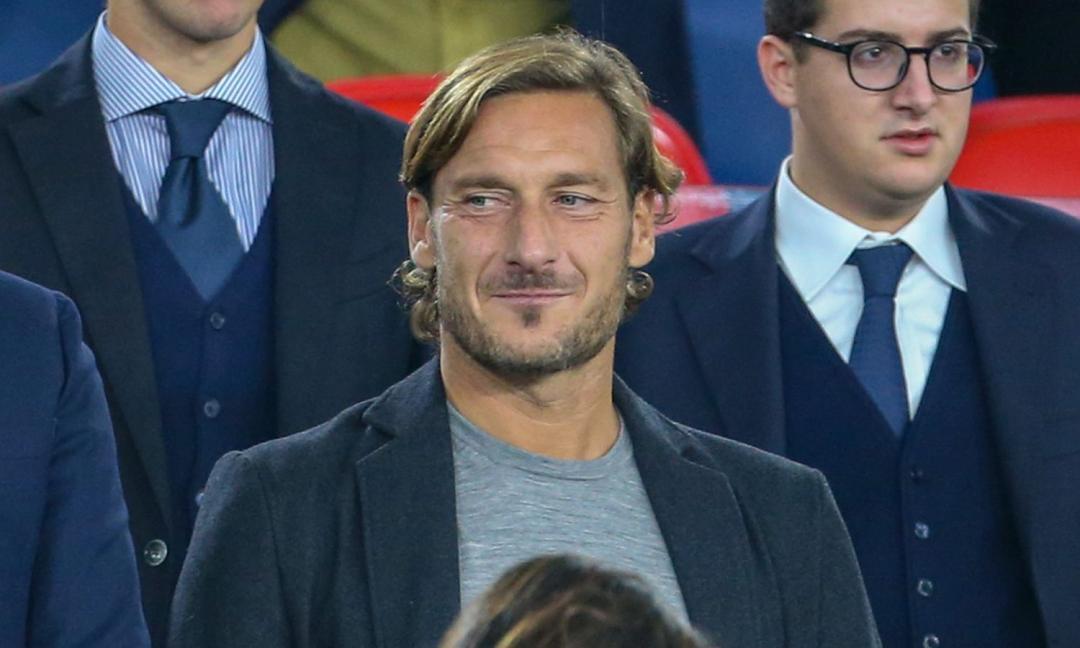 Totti: 'Cassano è il Marzullo del calcio, con lui prendevo il Lexotan'