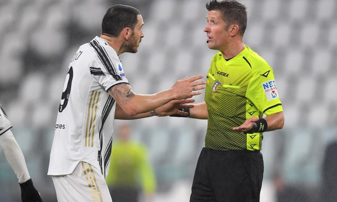 Serie A, la designazione per Juve-Roma: arbitra Orsato, ecco il sestetto completo