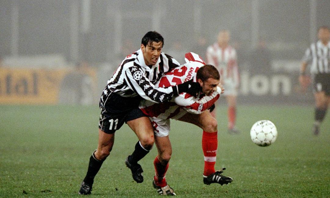 Juve, ricordi che partita a Perugia nel 1998? Il VIDEO integrale di quei 7 gol