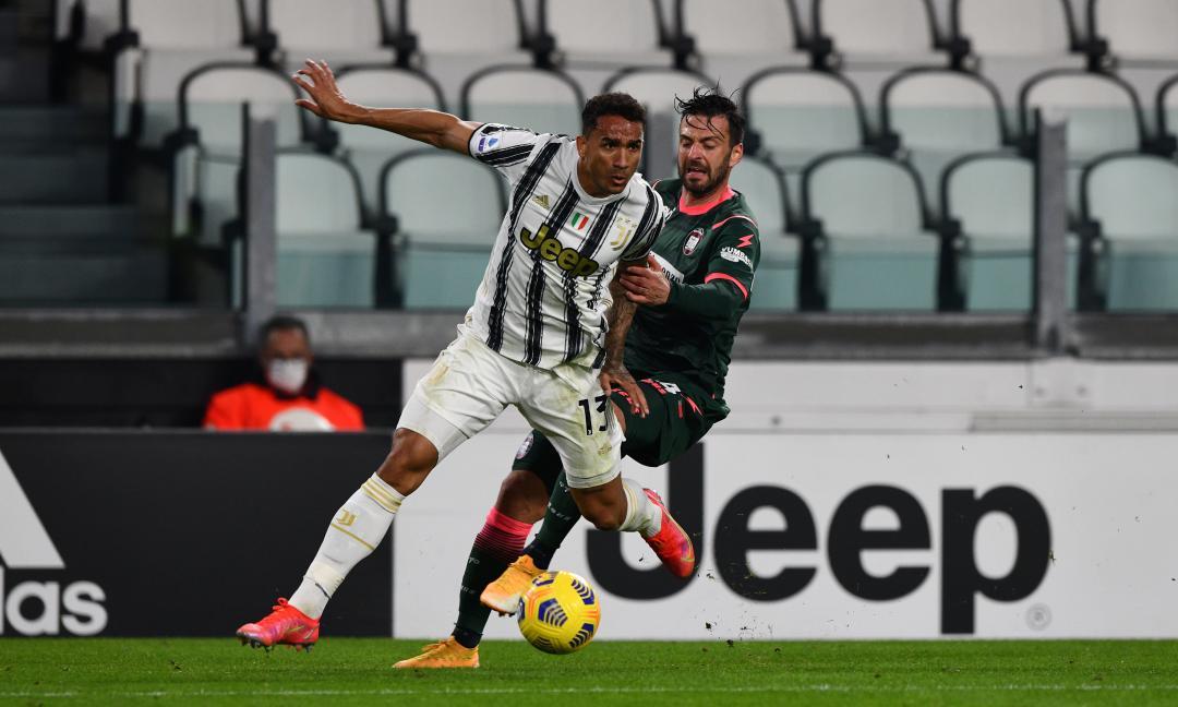 Danilo si scusa con la Juve: ecco il motivo
