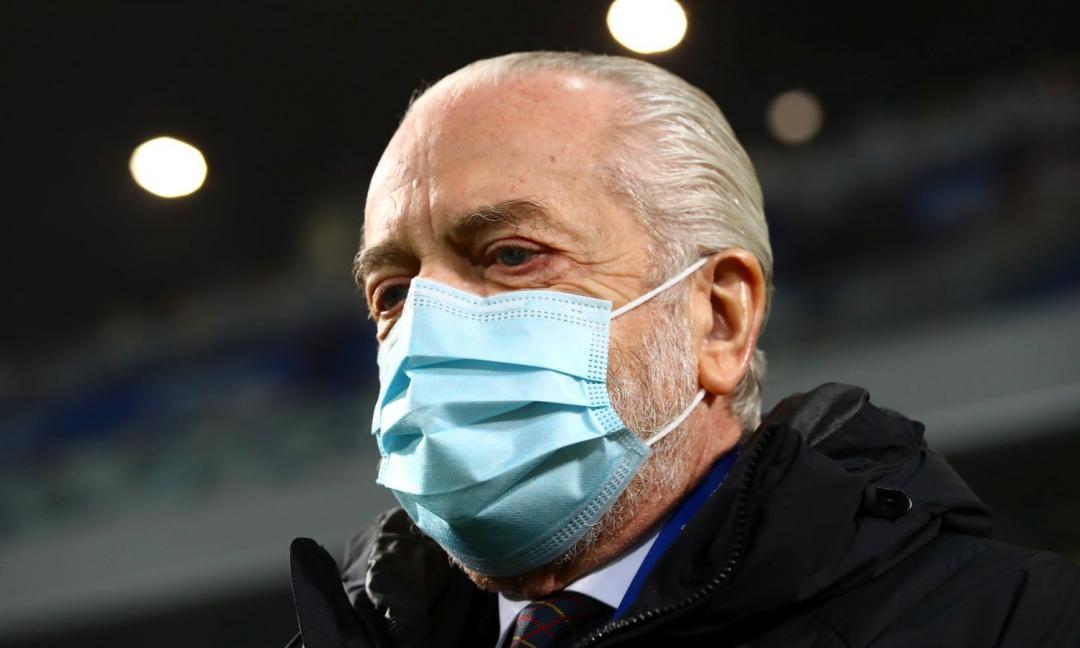 De Laurentiis: 'Napoli a testa alta, mi sono divertito'. Tifosi infuriati!