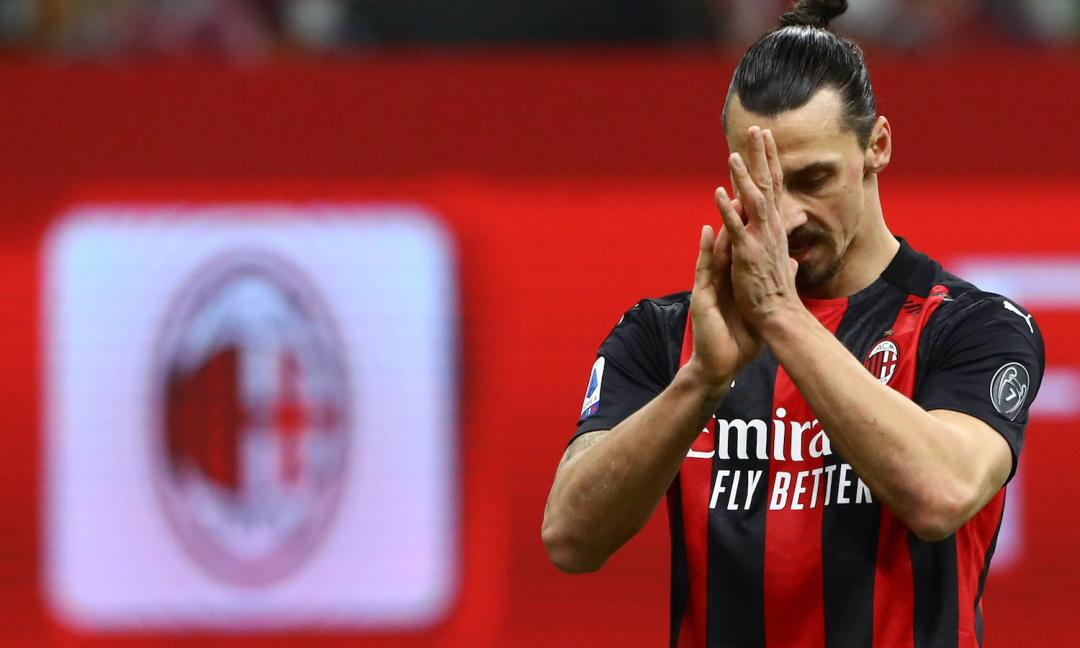 Verso Juve-Milan: come sta Ibrahimovic