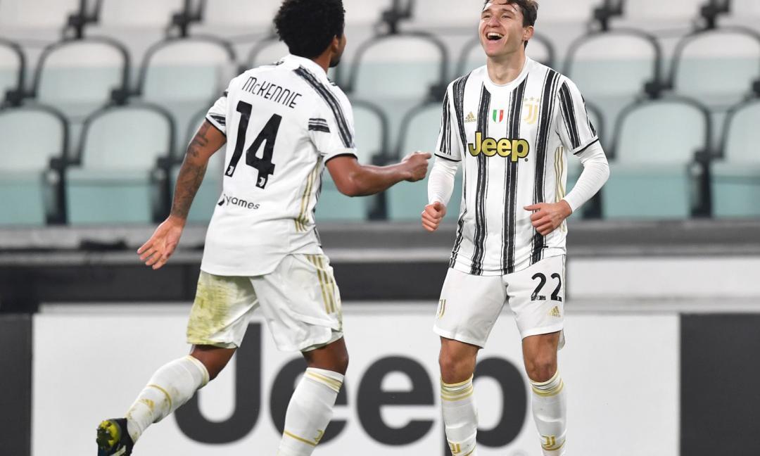 Juve, col Crotone McKennie segna un record di gol!