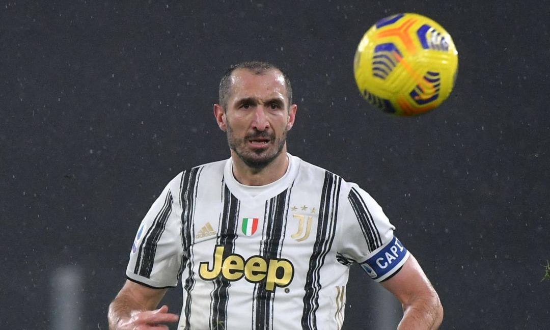 Chiellini a JTV: 'La Juve non deve dare spazio ai giocatori tecnici del Napoli, vogliamo vincere'
