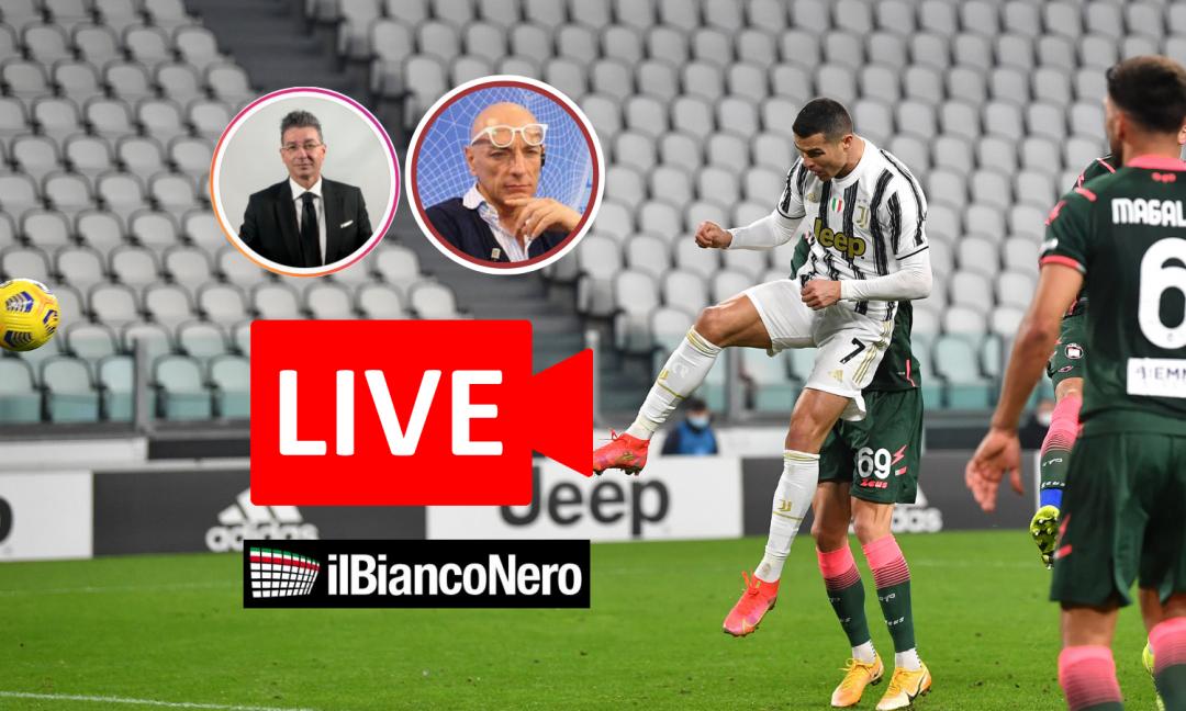 OR LIVE: 'Fagioli farà strada. Ronaldo-Juve, venitevi incontro per il rinnovo!'