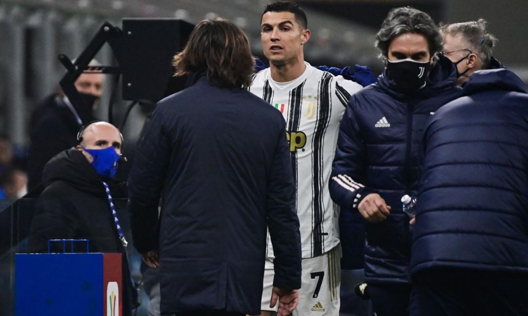 Juve, Pirlo a rischio. Ma nel mirino del club ci sono Ronaldo e compagni