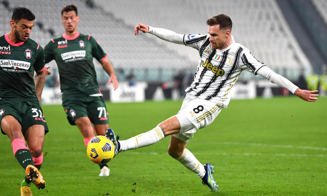 Ramsey a JTV: 'Una Juve bella davanti e solida dietro, e da centrocampista centrale...'