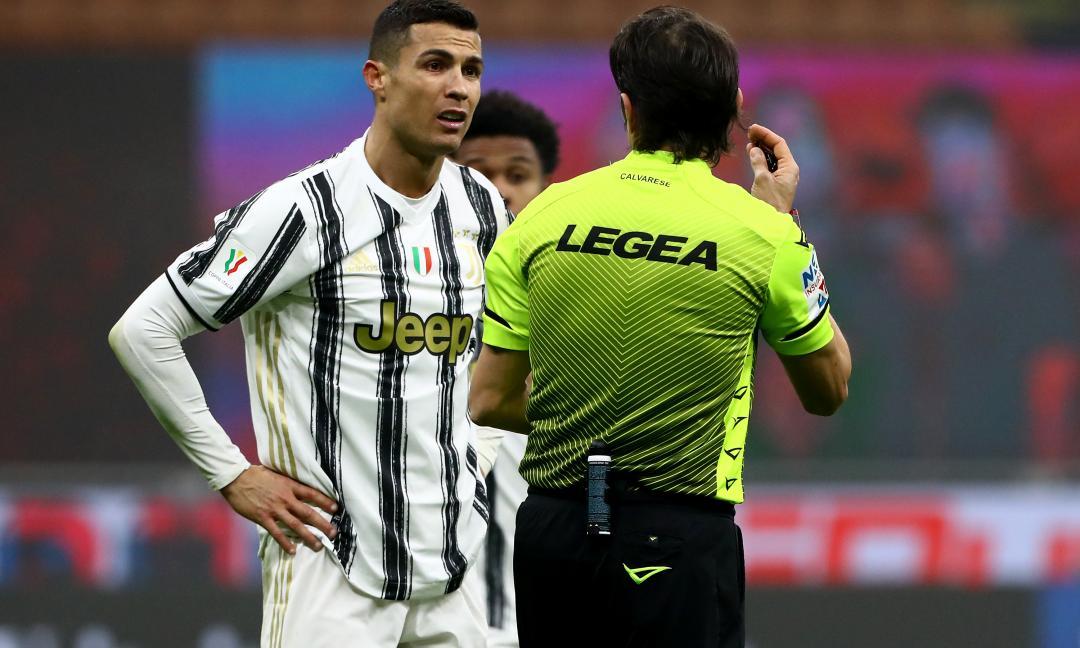 La provocazione: 'Calvarese dimesso? Brutto colpo per la Juve!'