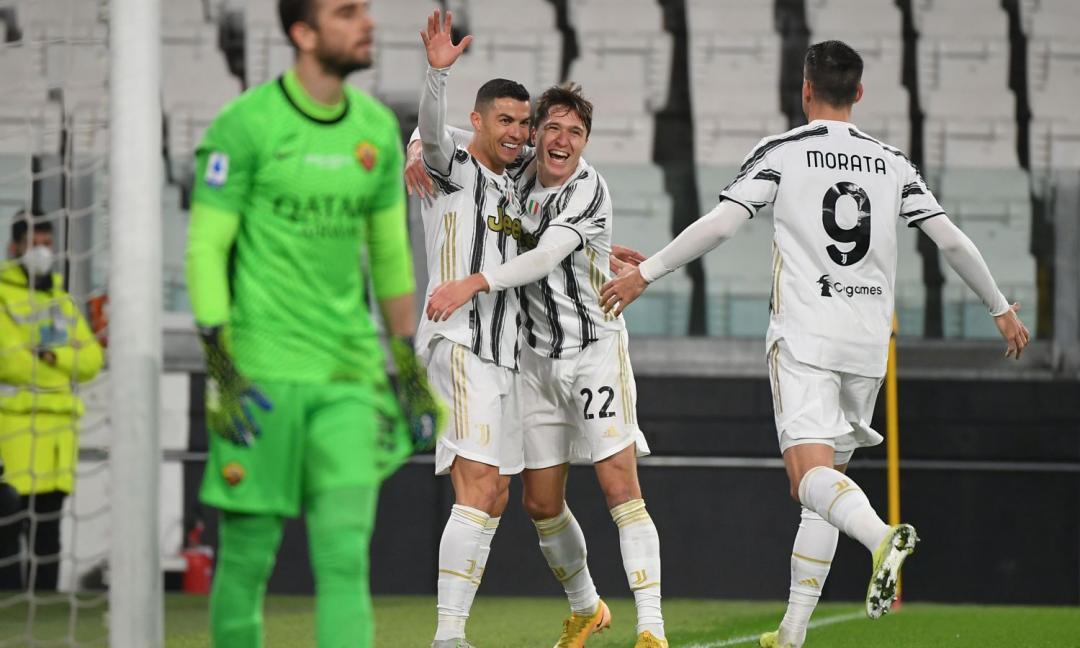 Champions, la top 11 della settimana: c'è un solo giocatore della Juve