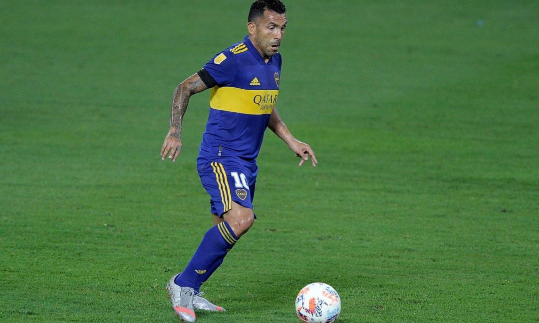 Lutto per Tevez: morto il padre adottivo, la dedica del Boca Juniors