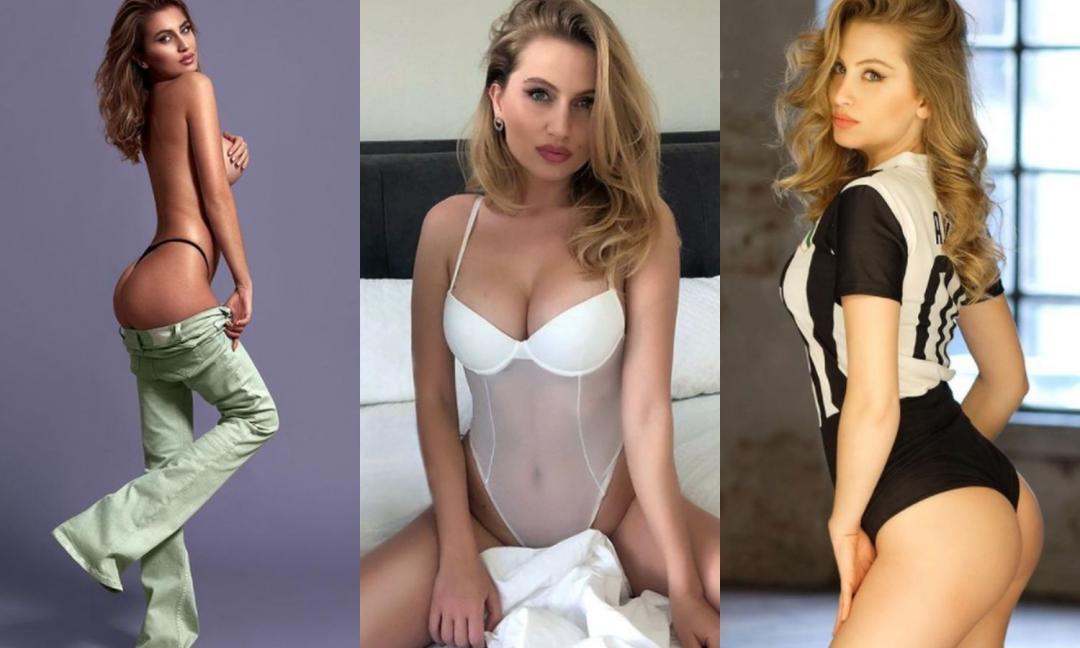 Beniada Jakic, la modella juventina che fa impazzire i social con i suoi scatti hot
