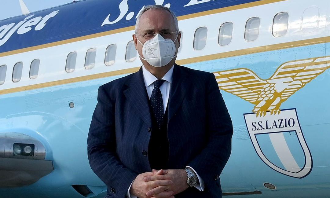 Lazio, Sarri fa sognare Lotito: 'Con lui arriveremo in alto. Per lo scudetto...'