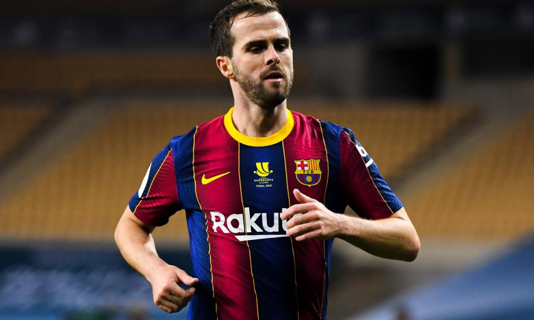 Pjanic in uscita dal Barcellona: l'agente incontrerà anche la Juve