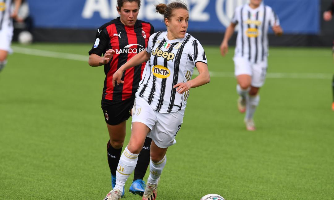 Women, tanti auguri Cernoia! FOTO e VIDEO di compleanno della Juventus
