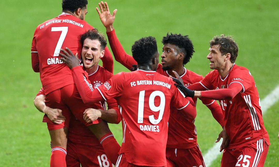 Niente Juve, un centrocampista verso il rinnovo con il Bayern