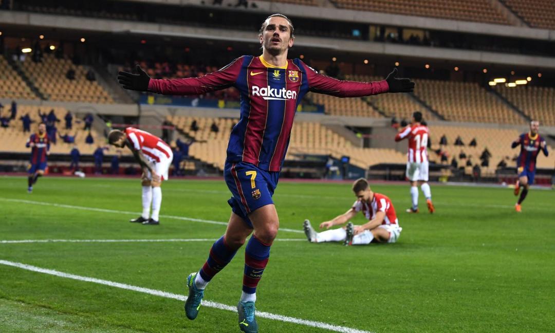 Dalla Francia: il Barcellona ha fretta, proposto Griezmann alla Juve