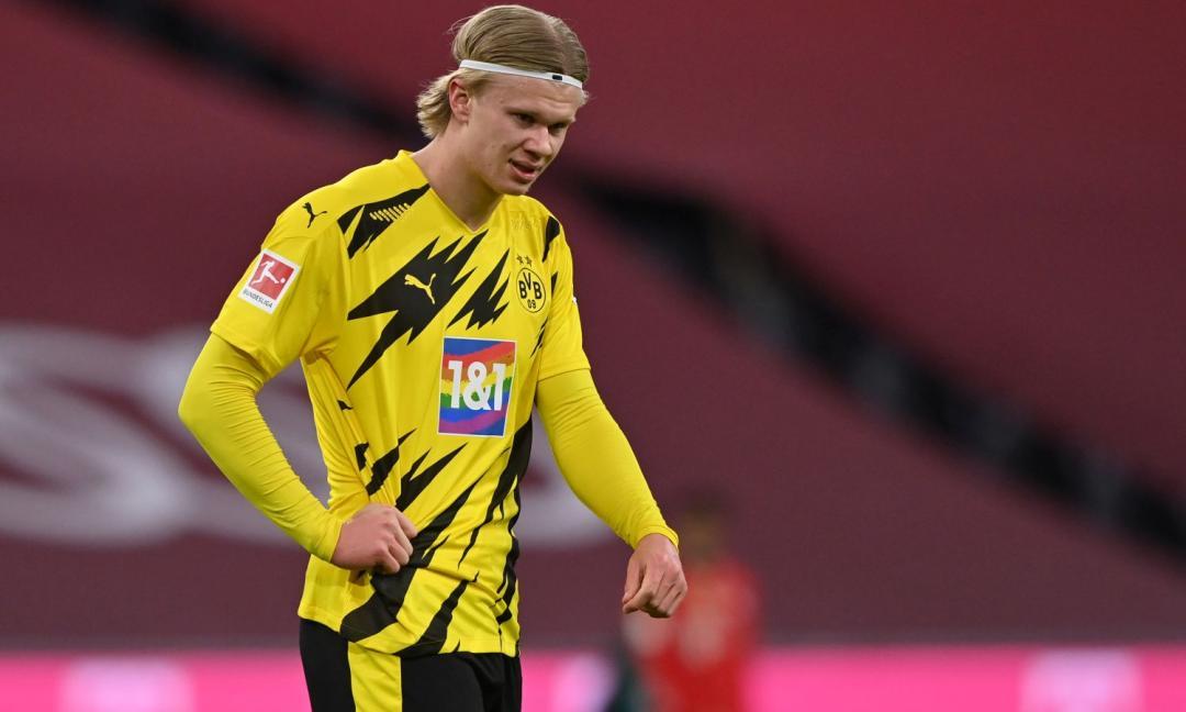 Haaland, il Borussia ha le idee chiare: le ultime