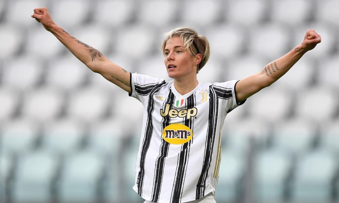 Juve Women, UFFICIALE: lesione per Hurtig