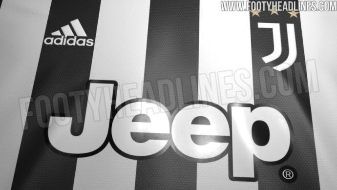 Juve, la nuova maglia in vendita in Australia: la FOTO