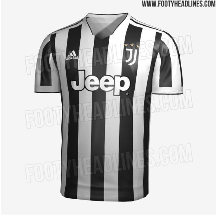 Nuove Maglie Juventus 2021 2022 – Eumondo