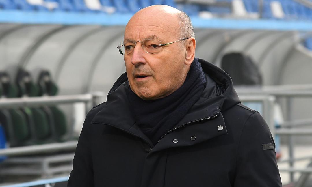 Inter, Marotta: 'Spero che Conte resti. Scudetto con la Juve? Meno difficoltà'
