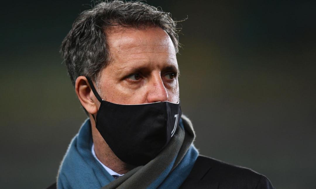 Paratici: 'Juve fuori dalla Champions? Non è un'ipotesi, siamo tutti in discussione. Su Allegri e Inter...'