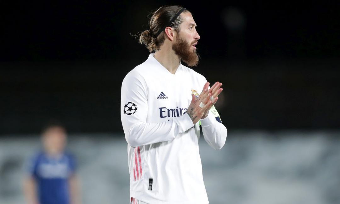 Il Real Madrid scarica Sergio Ramos! E la Juve...