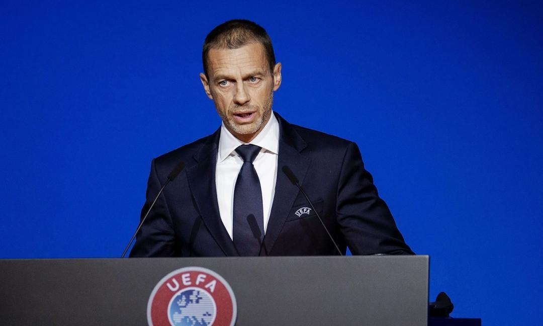 Ceferin, sai perché non cacci la Juve e le altre dalla Champions? Perché tu saresti il prossimo!