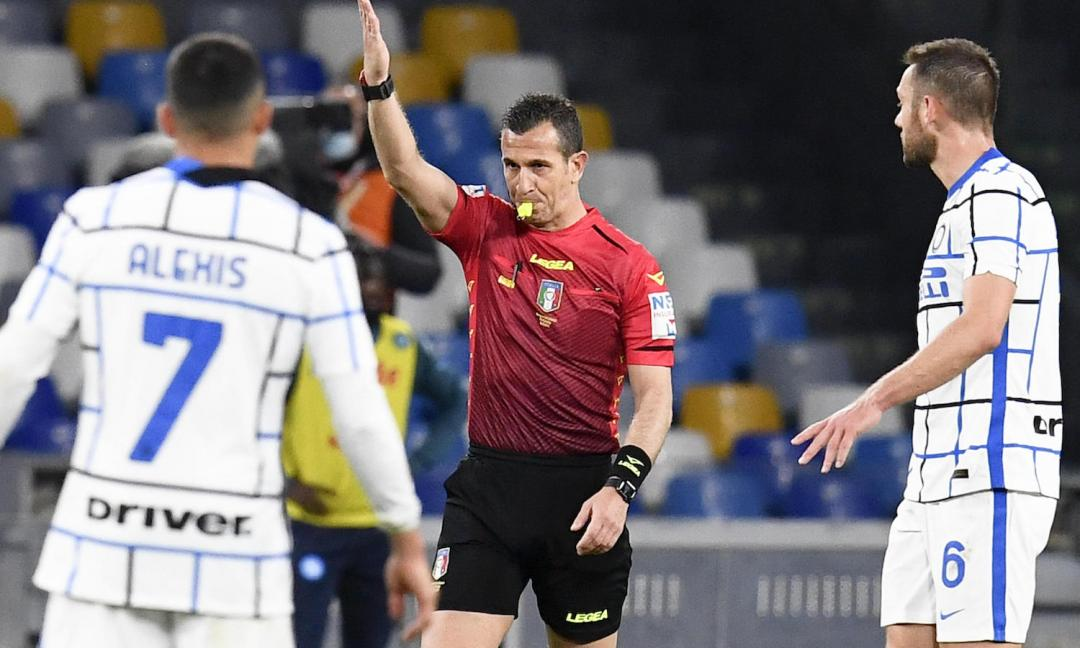 Juve-Milan, scelta la squadra arbitrale: dirige Doveri