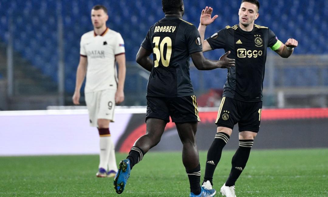 Brobbey spaventa la Roma, Raiola l'aveva proposto alla Juve! E i tifosi sui social applaudono...
