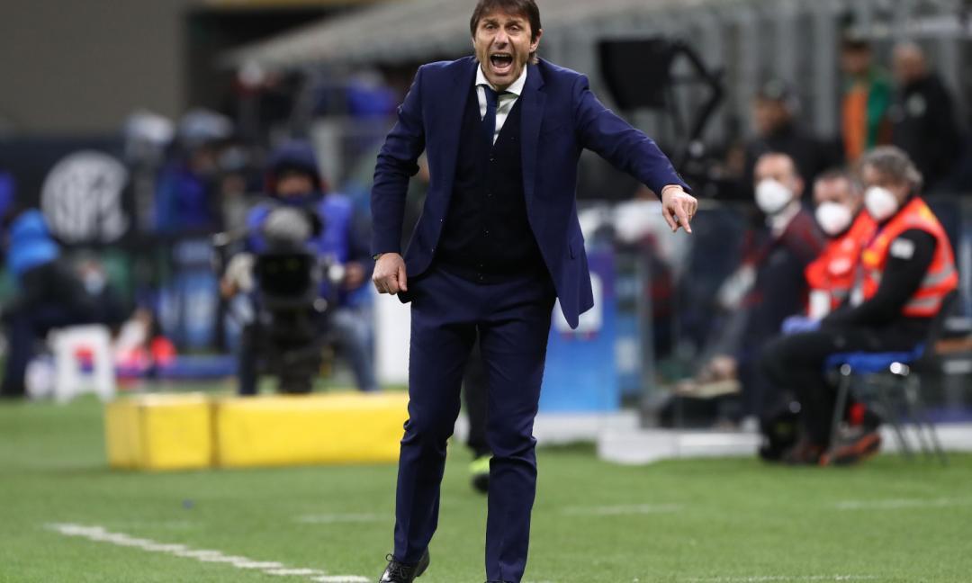 Inter, scudetto a un passo: Conte festeggia così VIDEO