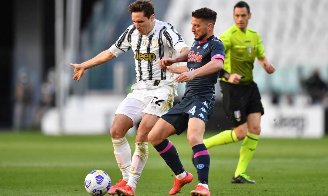 Juve-Napoli, TOP e FLOP al 45': Chiesa è il miglior giocatore di questa squadra e lo ha dimostrato ancora una volta