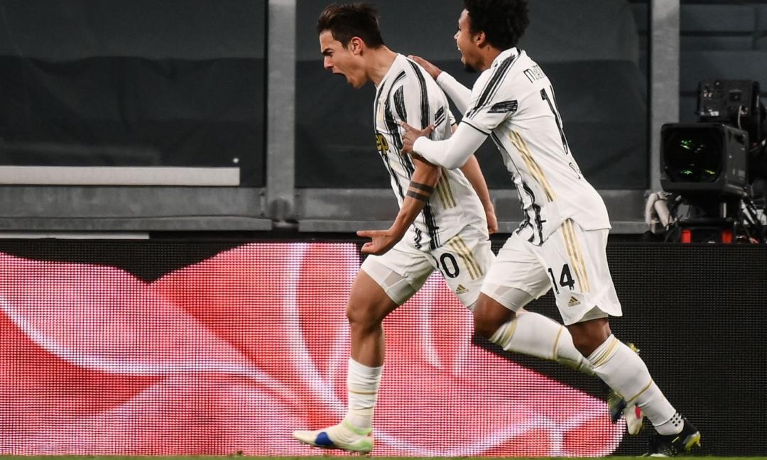 Dybala gol liberazione, porta gioia alla Juve: l'urlo e quella mano sul petto, uno così non si vende