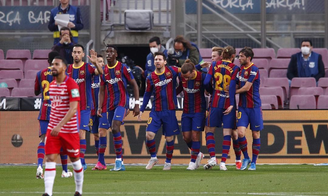 Mercato Juve: proposto un attaccante del Barcellona