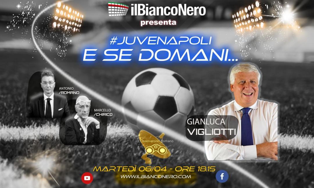 OR LIVE, Vigliotti: 'Giusto non rinviare Juve-Napoli, ecco chi giocherà!' e il punto su Pirlo, Sky-Dazn e mercato in uscita...