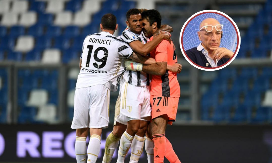 Chirico: 'Juve, per fortuna c'era Buffon! Ora l'Inter e il Napoli nell'albergo di Firenze: tirare fuori l'orgoglio!'