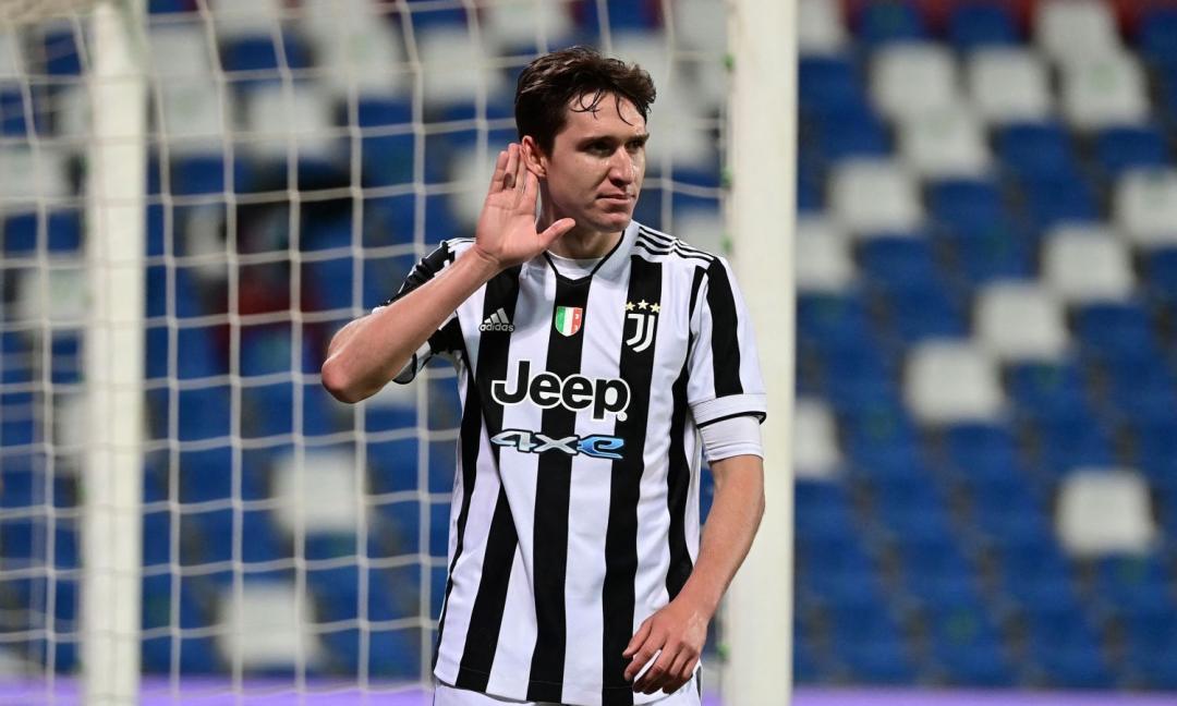 'In attesa di applaudirlo agli Europei' la Juve pubblica il VIDEO del gol di Chiesa a Bologna
