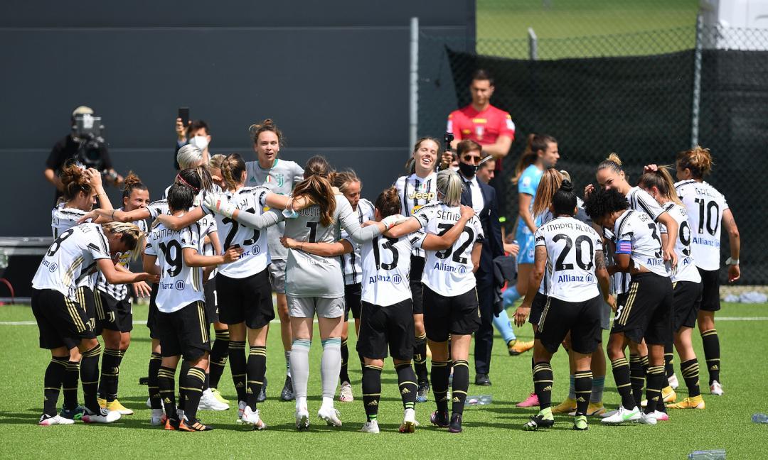 Juve Women, ecco formula e partecipanti della Supercoppa femminile