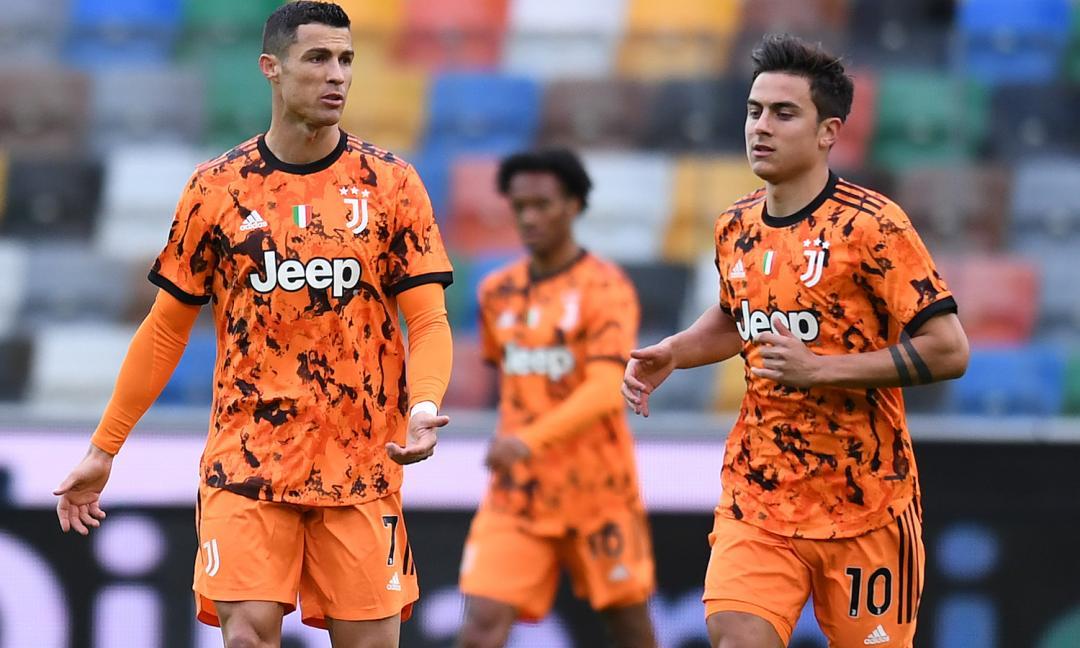 Udinese-Juve, TOP e FLOP al 45': il brutto approccio e gli errori. Pirlo, ora di chi è la colpa?