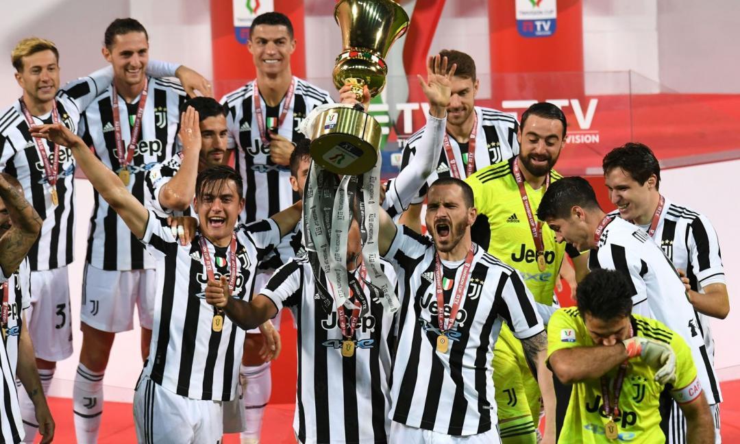 Rivedi la finale di Coppa Italia Juve-Atalanta insieme a due tifosi bianconeri! VIDEO