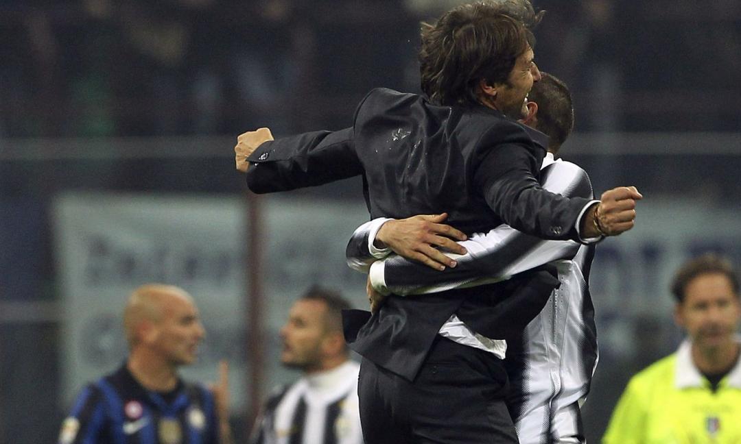 Chiellini e quell'sms quando Conte arrivò all'Inter: il retroscena