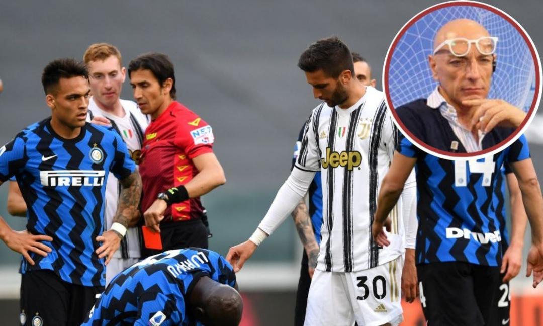 Chirico: 'Calvarese nel pallone, verrà ricordato come Orsato ma sbaglia tanto pro Inter. Rigori? Morte del calcio, vince il Var'