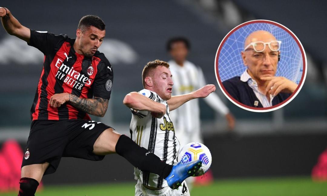 Chirico: 'Contro il Milan, la Juve ha perso la Champions e la dignità! Pirlo non ha scuse, umiliante'