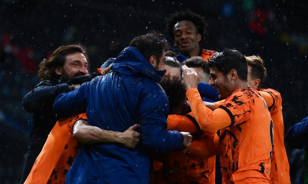 'Uniti', 'Che rimonta': gioia social per la Juve! Da De Ligt a Chiellini: i messaggi dei giocatori